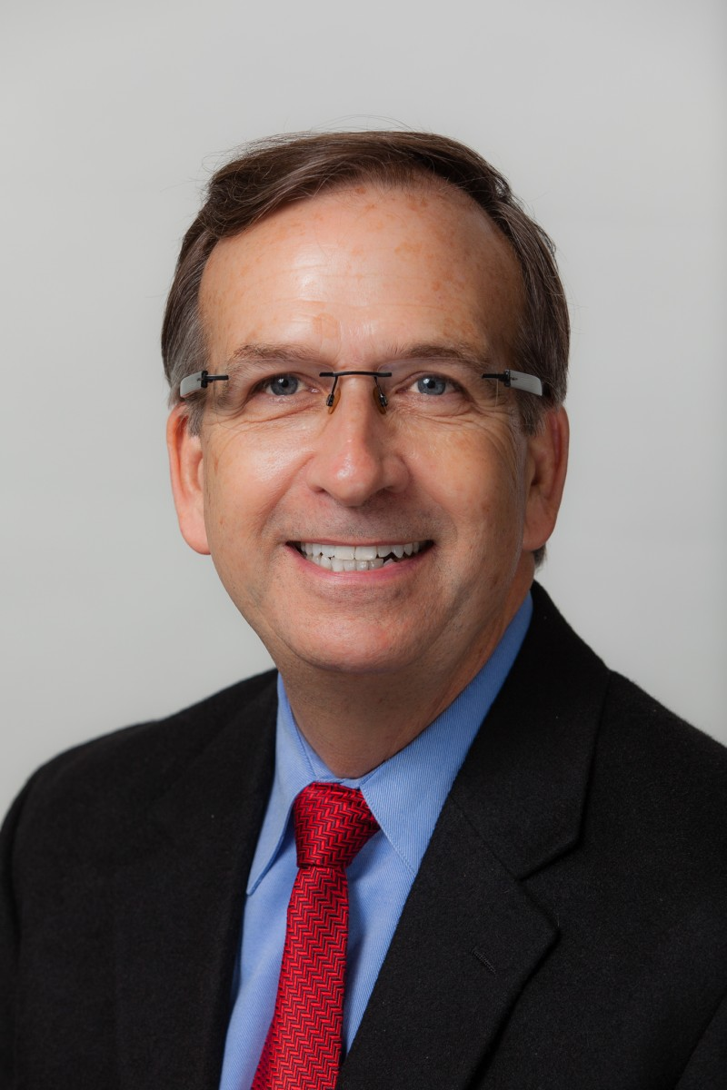 Headshot of Dr. Thomas Stout