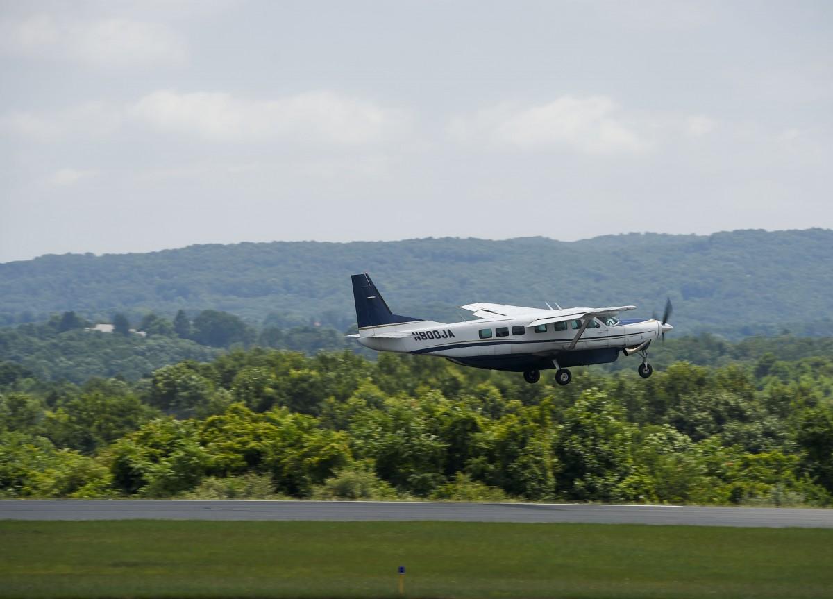 southern airways flight Morgantown