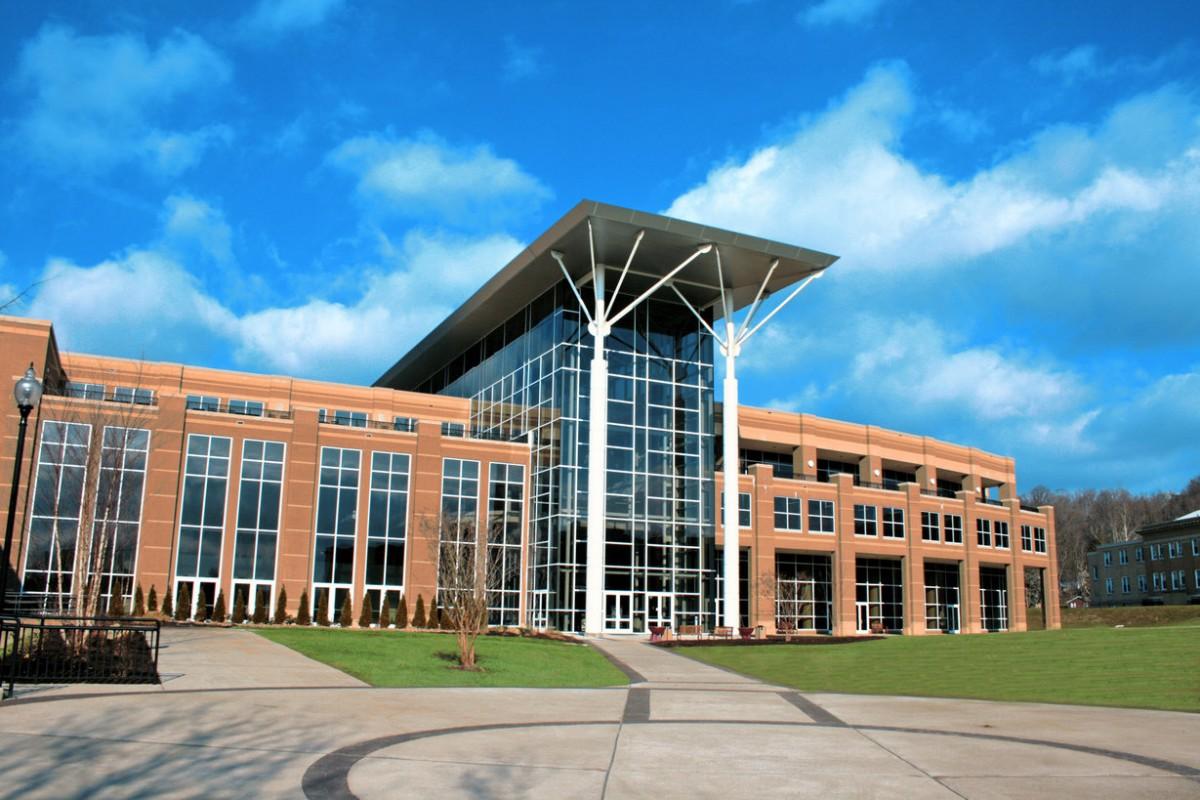 fairmont state university falcon center
