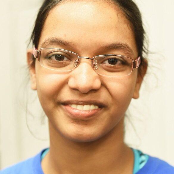 headshot of Vaageesha Das