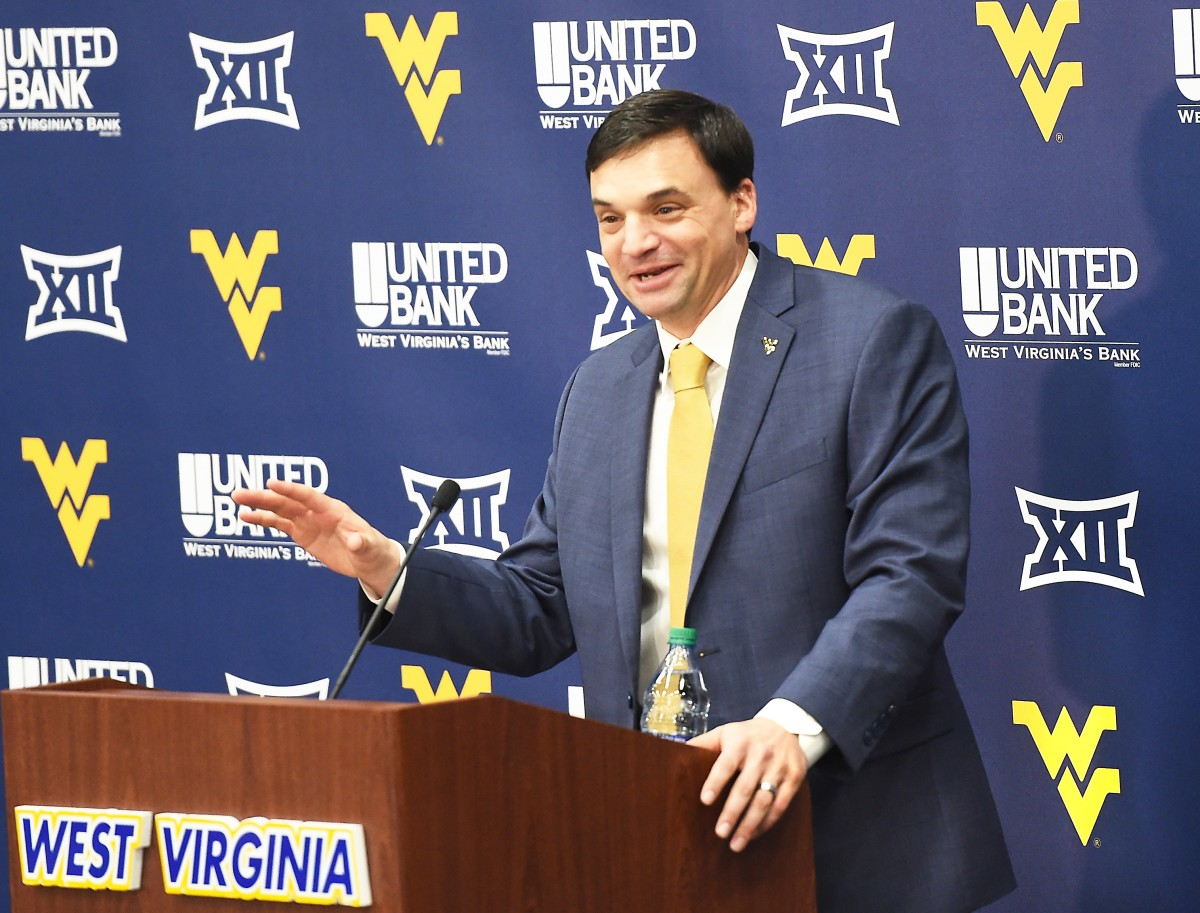 Highlights from Neal Brown's introductory WVU news ...