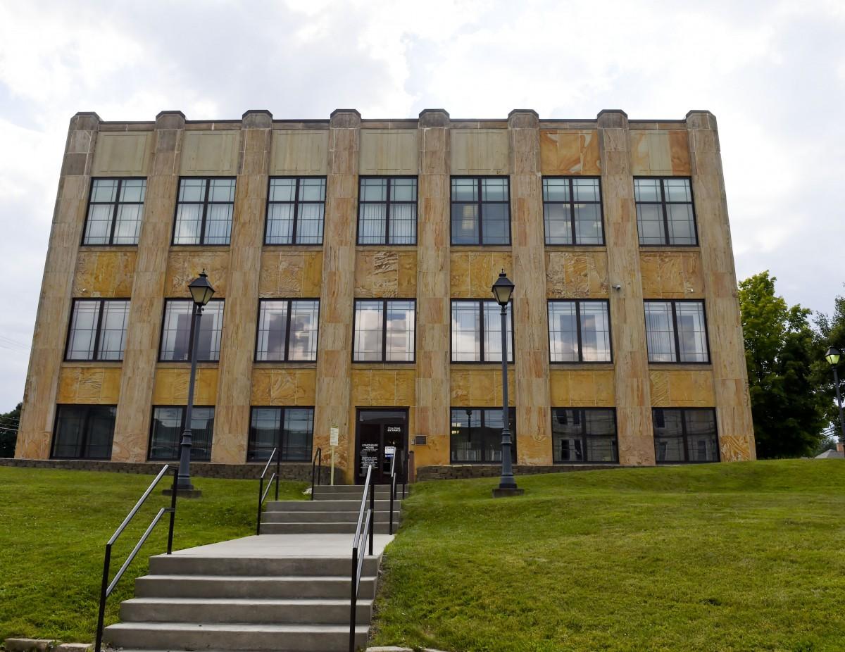 Preston County Court House
