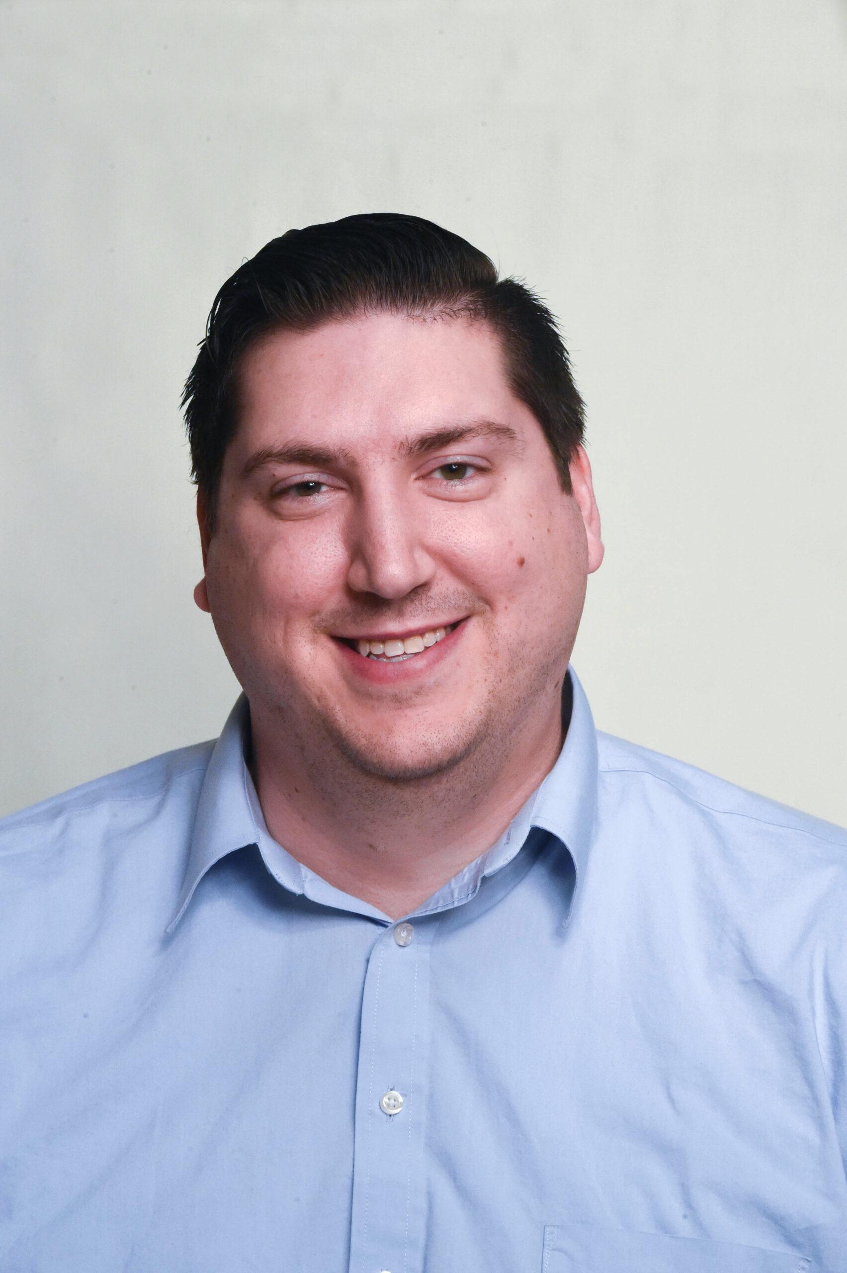 Headshot of John Daniloski