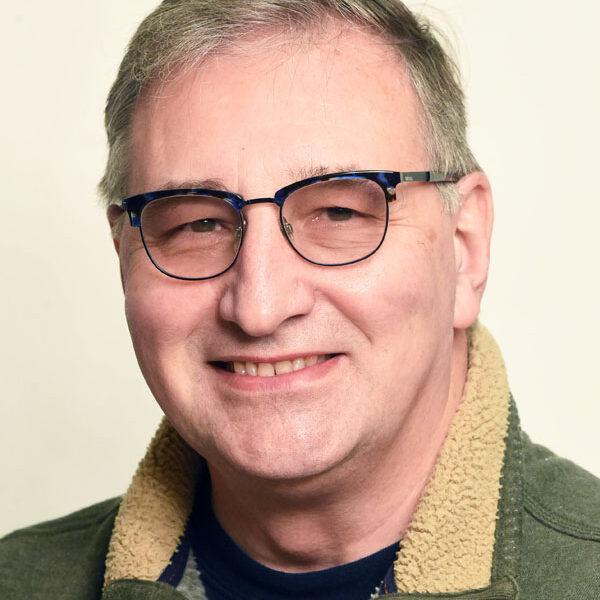 Headshot of David Beard