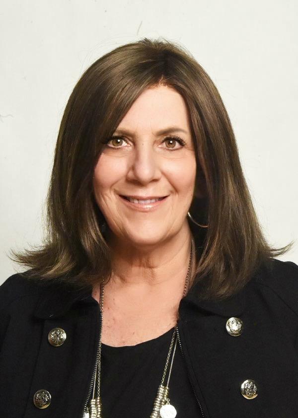 Headshot of Debbie Harrison