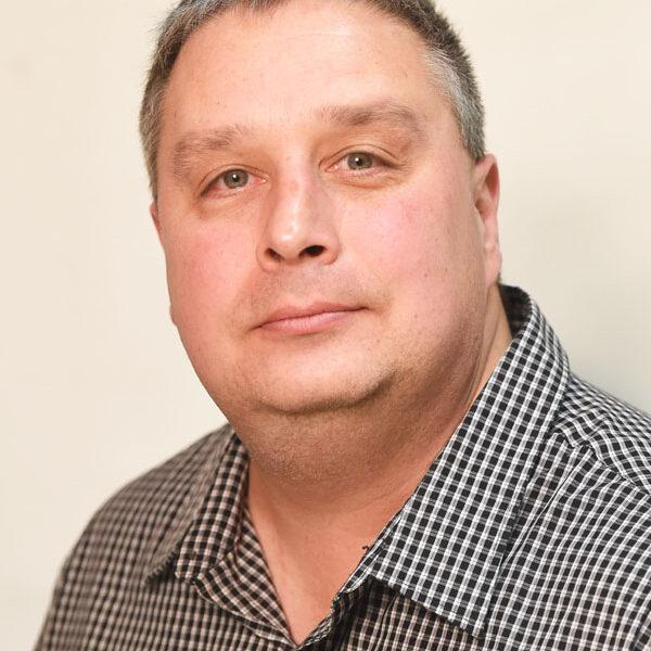 Headshot of Justin Jackson