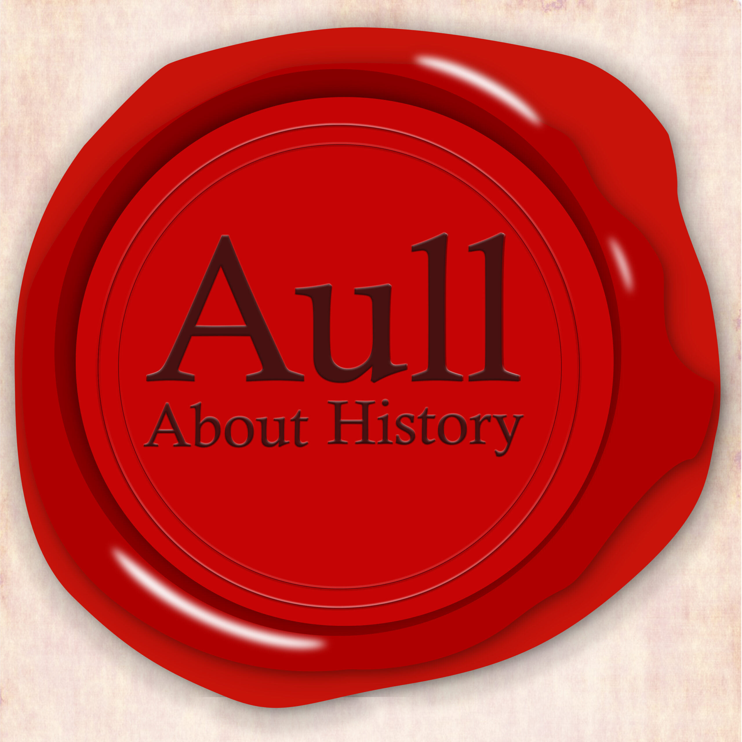 Aull About History podcast logo