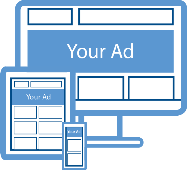 display ads and geotarget marketing ads