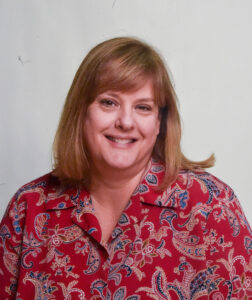 Headshot of Pam Queen