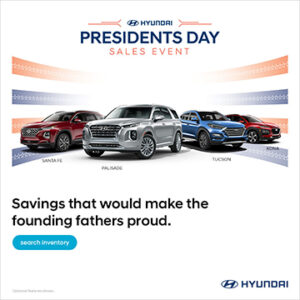 Weimer Hyundai Presidents Sale Event