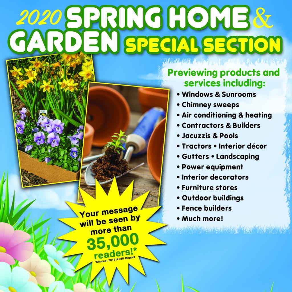 Spring Home and Garden Special Edition