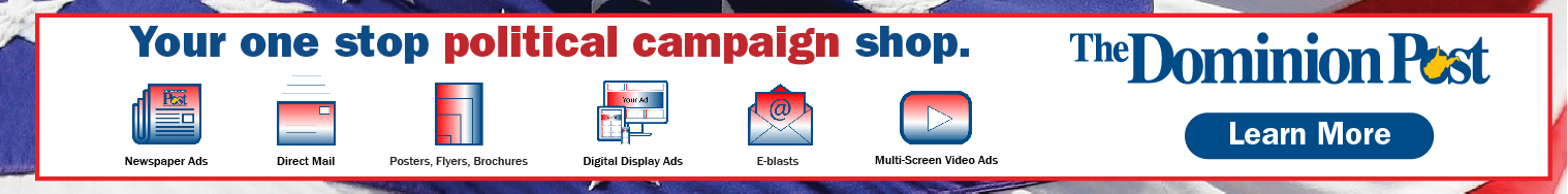 Your one stop political campaign shop. Click to learn more.