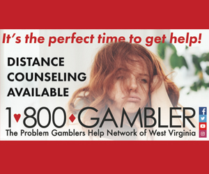 Get Help gambling. Distance counseling available.
