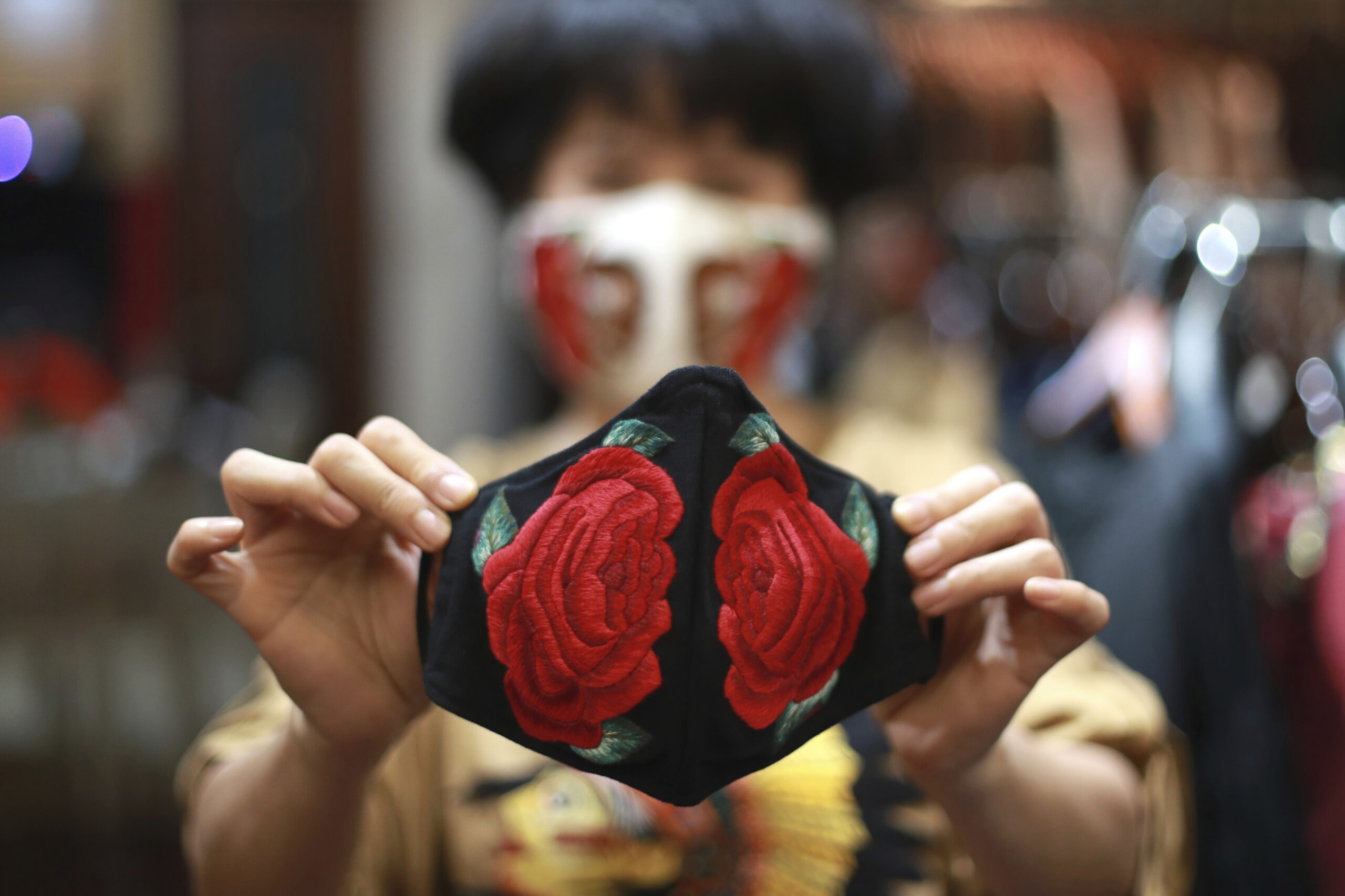 Indulge Your Inner Artist Enter Our Most Creative Mask Contest Dominion Post