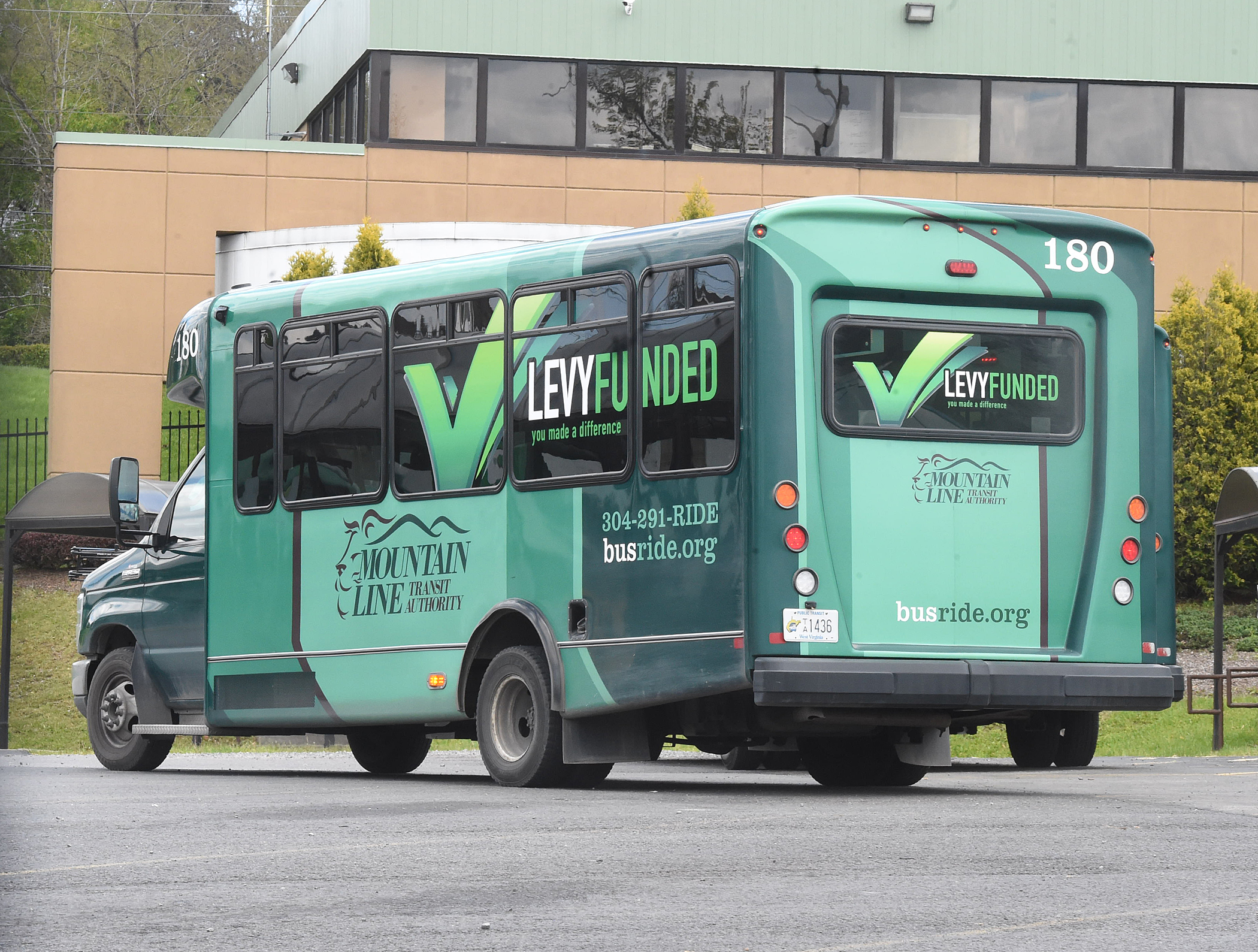 MOUNTAIN LINE BUS LEVY