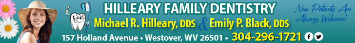 Dr. Hilleary Dentistry Morgantown, WV