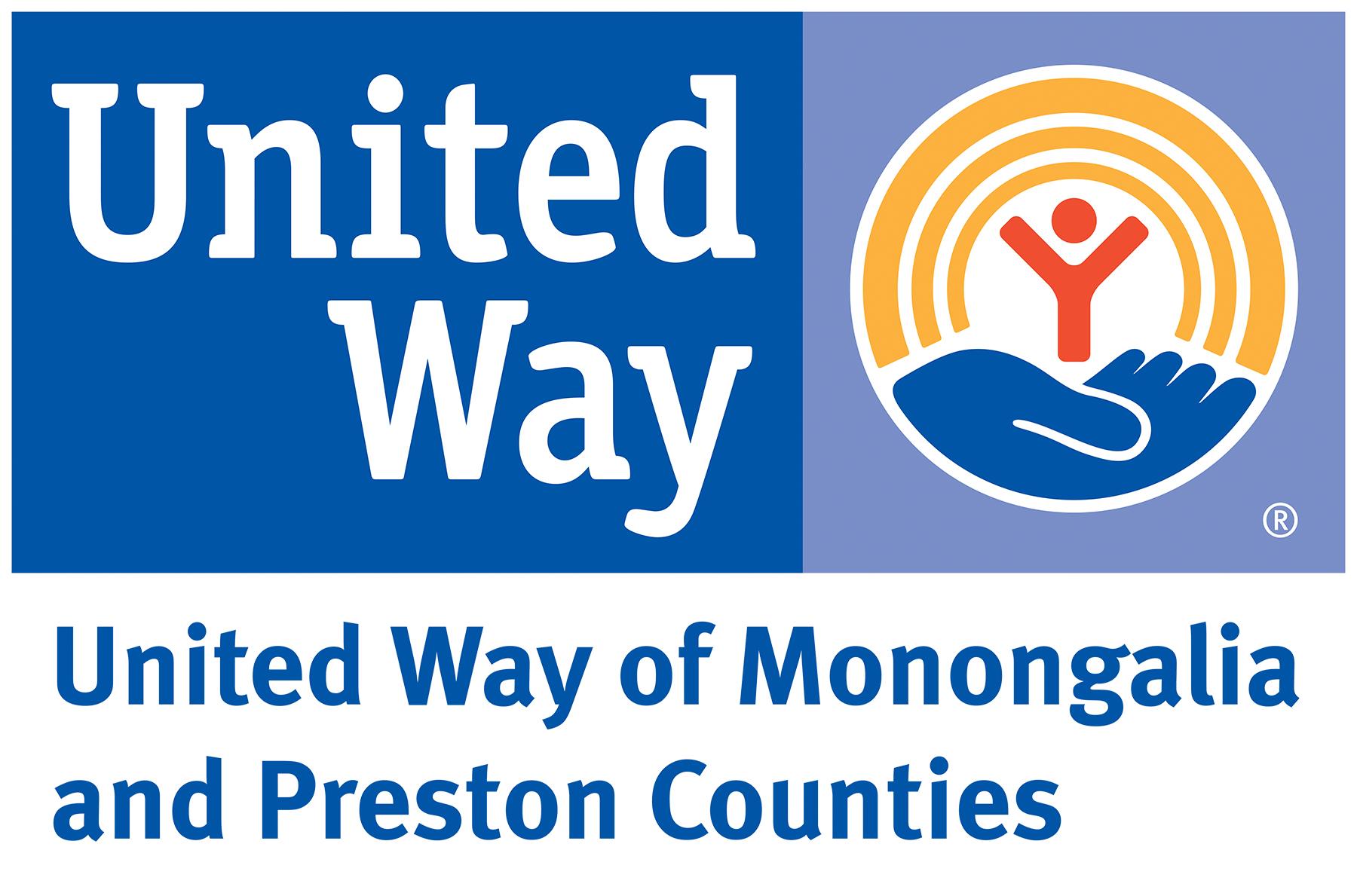 united way of monongalia and preston counties logo