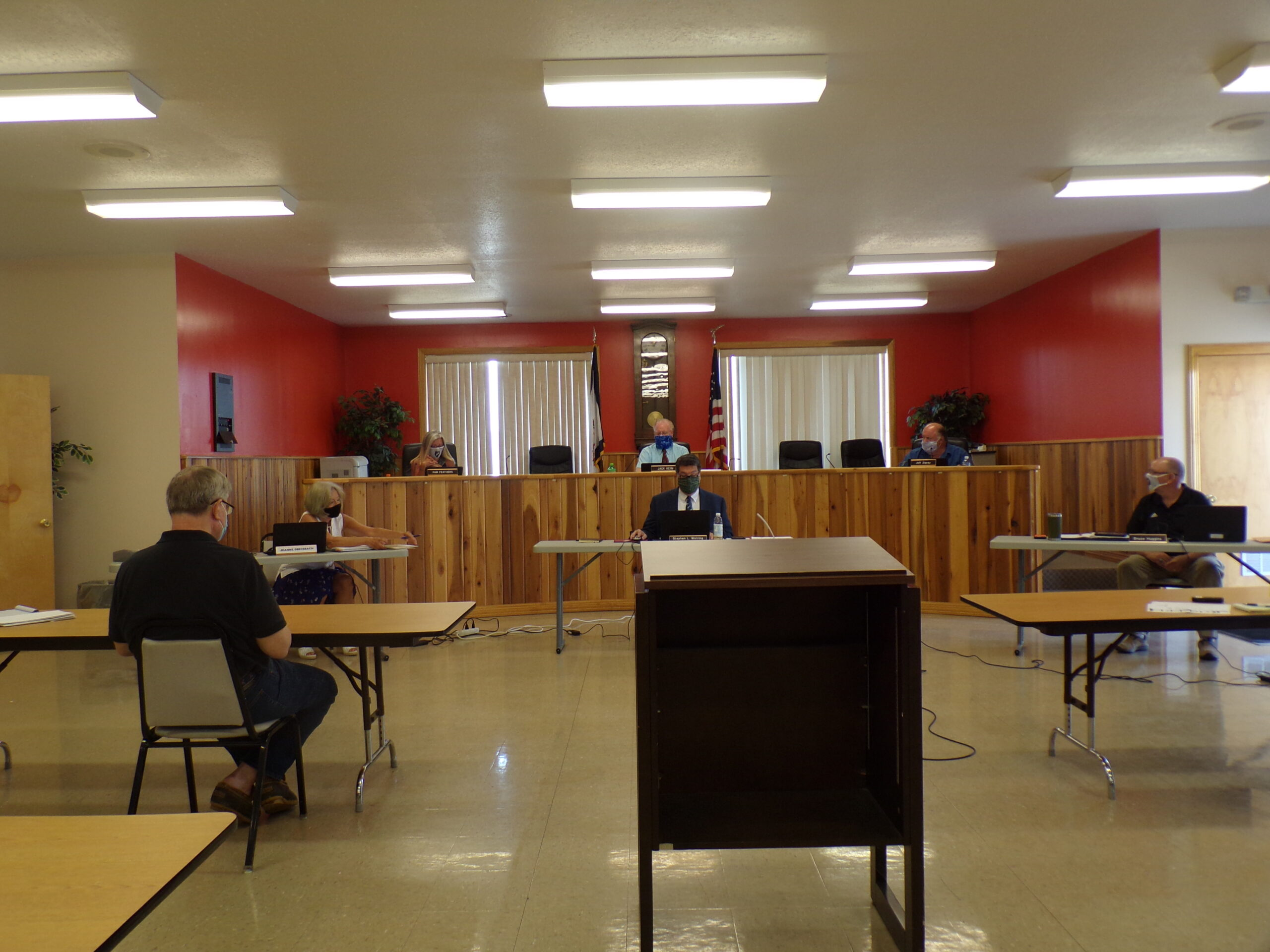 The Preston County Board of Education meets on July 6.