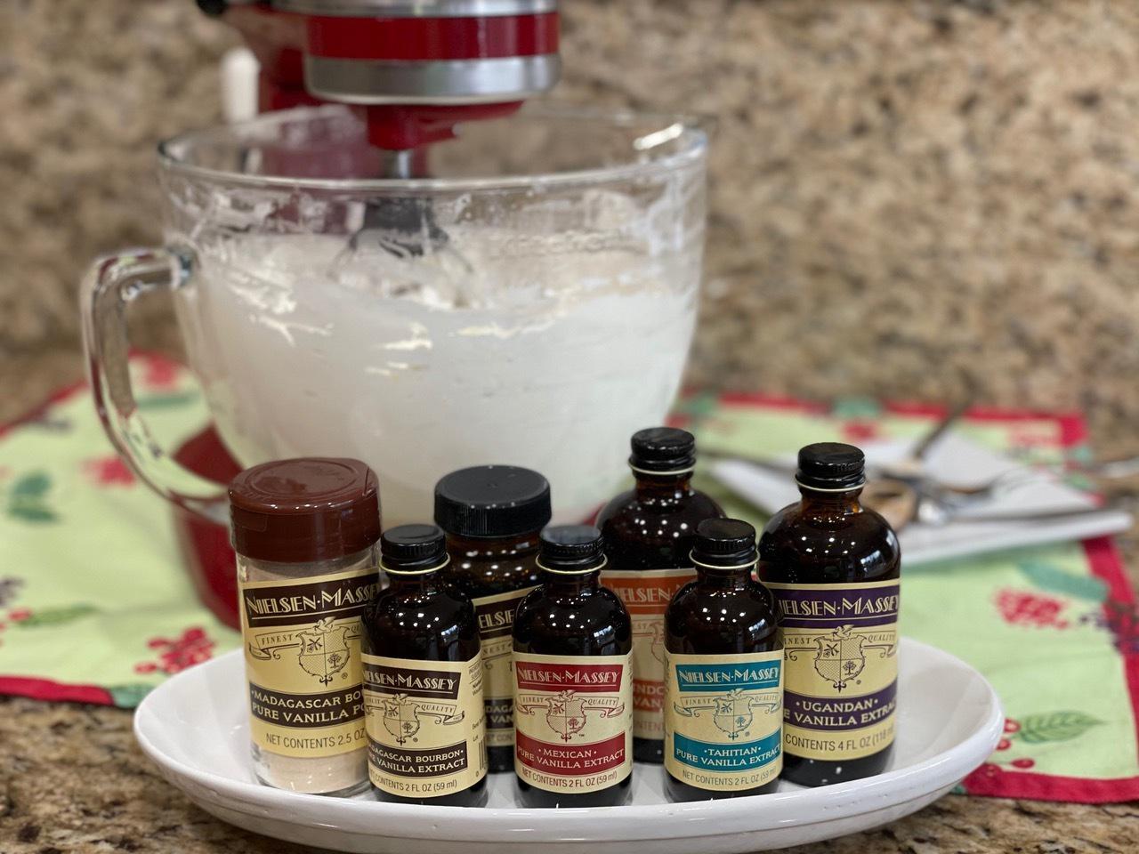 varieties of vanilla