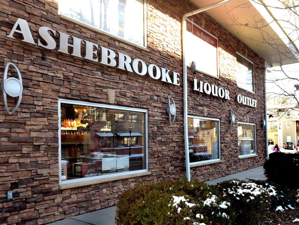 Ashebrook Liquor Outlet