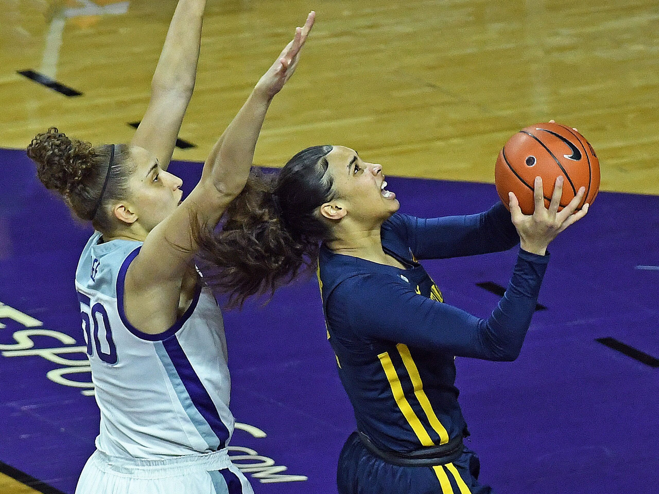 No. 20 West Virginia secures the Big 12's No. 2 seed with road win against K-State – Dominion Post