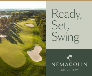nemacolin, ready, set, swing golf course
