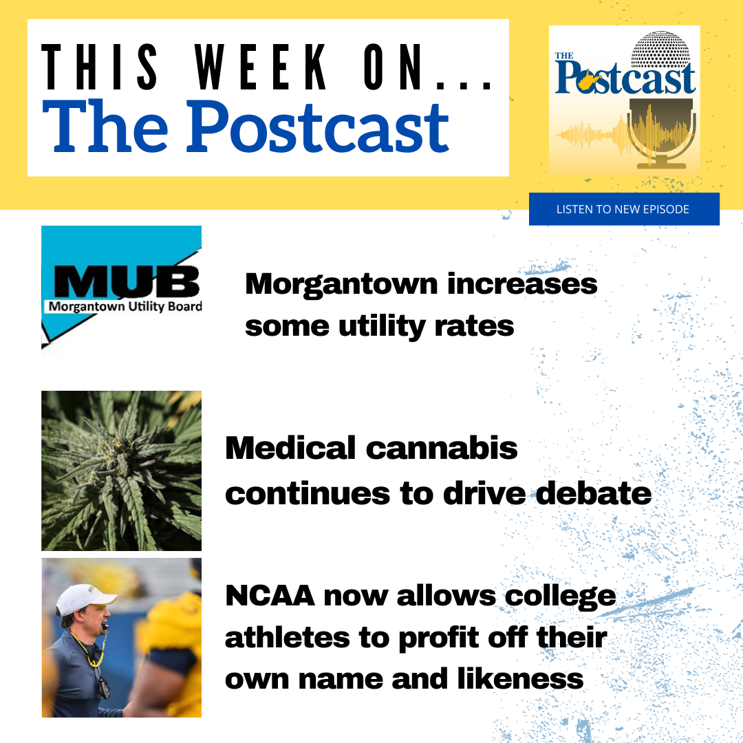 new episode of the postcast