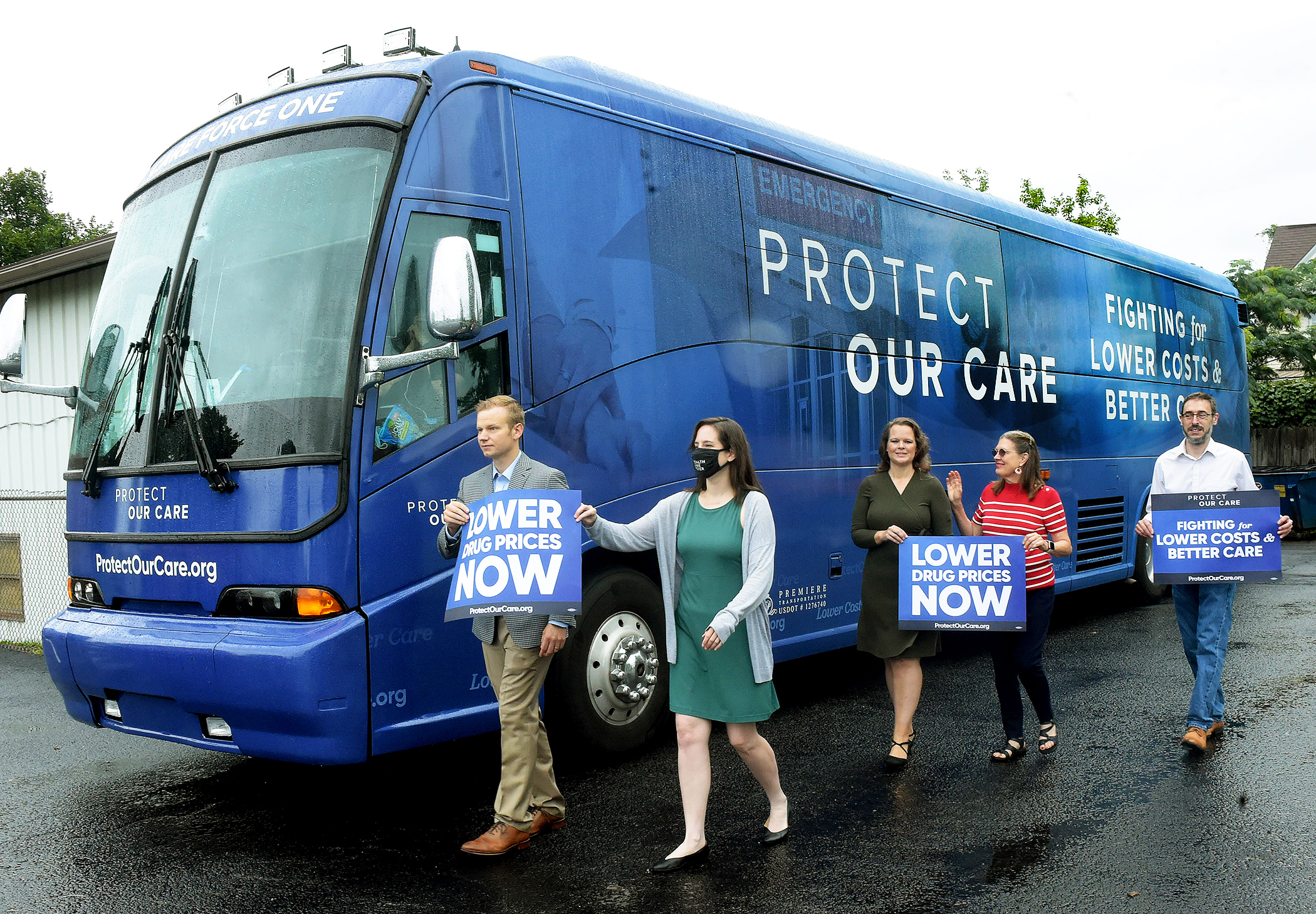 protect our care bus