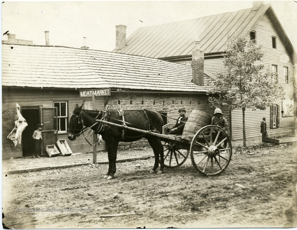 water delivery cart
